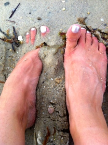 Sand piggies.